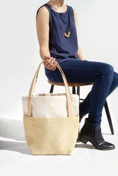 Yield Design Co | Tokyo Tote 2015 Edition - Honey
