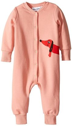 Mini Rodini Dog One-Piece Girl's Jumpsuit & Rompers One Piece