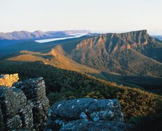 Grampians NP, Victoria, Australia. Great climbing, hiking, camping, and just being. Close to my heart.
