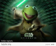 Kermit Star Wars