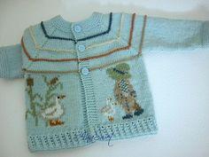 Baby Knitting Patterns, Pattern Baby, Pdf Patterns, Baby Patterns, International Symbols, Easter Lamb, Baby Cardigan, Pink Butterfly, Winter White