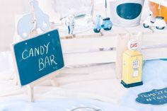 #christening #details #candybar