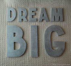 DIY dream big