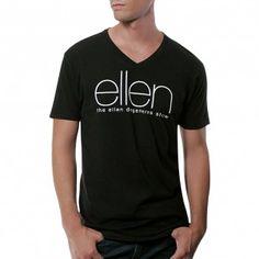 The Ellen DeGeneres Show Shop - THE CLASSIC V NECK T SHIRT