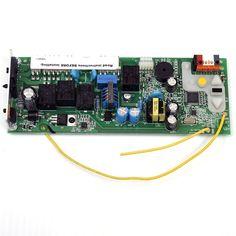 liftmaster 45dct garage door opener logic control board rp sp