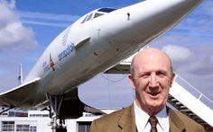 Morreu o primeiro piloto de testes do Concorde