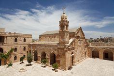 Midyat taş evleri, Mardin