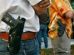 Correct Open Carry