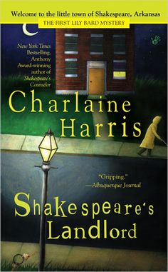 An excellent series by Charlaine Harris, much different from the vampire books