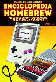#LIBRO #CONSOLAS #NES #SPECTRUM #NINTENDO #MEGADRIVE #HOMEBREW #CROWDFUNDING  La Enciclopedia Homebrew es un libro que reúne 500 juegos realizados en la actualidad para ordenadores y consolas que hace años que pasaron a mejor vida. Este primer volumen cuenta con reviews de juegos para C64, MSX, Amstrad CPC, ZX Spectrum, NES, Super Nintendo, Master System y Mega Drive. Crowdfunding verkami: http://www.verkami.com/projects/13290-enciclopedia-homebrew/