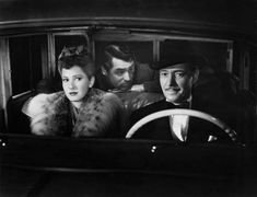 The Talk of the Town--Jean Arthur, Cary Grant, Ronald Colman--terrific movie with top cast