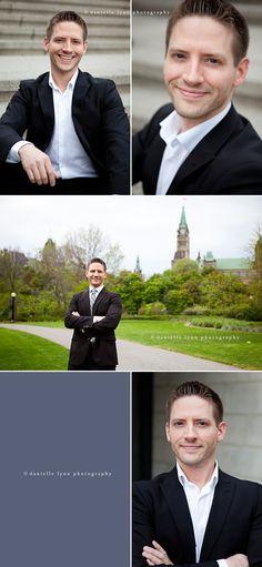 Men's Professional Headshots by Danielle Lynn Photography in #Ottawa