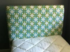 DIY Headboard / DIY Scrap Headboard Project - CotCozy