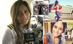 Sisy Arias, who was on her first flight as a civilian co-pilot, was speaking moments before the plane, which was carrying the Brazilian football team Chapecoense, took off from Bolivia.