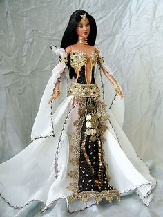"My OOAK - Nisha.  ""I just stumbled upon doll with my name. I want her!"""
