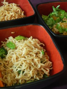 Top Ramen made 3 ways. Because poor Top Ramen Recipes, Ramen Dishes, Turkish Recipes, Ethnic Recipes, Homemade Ramen, Pasta, Grubs, Yummy Food, Yummy Recipes