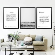 Cheap painting on wood crafts, Buy Quality pictures of chocolate ice cream directly from China painting brush Suppliers: 2017 Nordic Simple Fashion Black Letter Sea Canvas Art Print Painting Poster Wall Picture for Home Decoration Home Decor 198