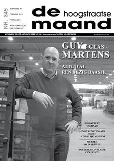 Februari 2014 - De Hoogstraatse Maand - http://www.demaand.be