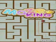 Maze King  Android Game - playslack.com , Find a route out of many strenuous systems and open brand-new stages.