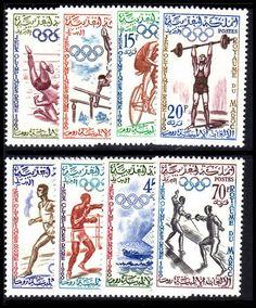 Morocco 1960 Olympics