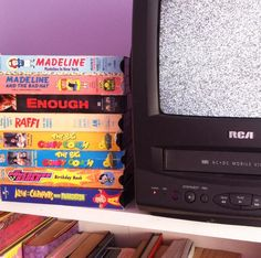 tv with built-in vcr!