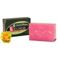 Licorice Soap - Great for Sun Damaged Skin