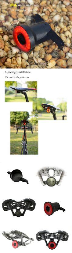 XANES STL07 Smart Bike Tail Light Brake Sensing USB Rechargeable IPX6 Waterproof Rear Light Sale - Banggood.com Sports Glasses, Outdoor Recreation, Tail Light, Water Sports, Outdoor Power Equipment, Skiing, Usb, Bike, Ski