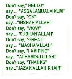 ♥ I LOVE ISLAM ♥, Karachi, Pakistan. I Love Islam page Does not belong to any political or any particular sect or denomination. Islam Hadith, Allah Islam, Islam Quran, Alhamdulillah, Pray Allah, Allah Quotes, Muslim Quotes, Religious Quotes, Islamic Phrases