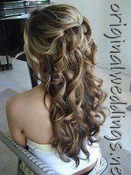 wedding hair idea wedding