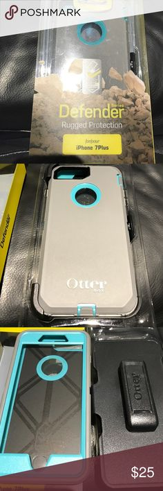 Otterbox defender case for iPhone 7 Plus Brand new in retail package Accessories Phone Cases