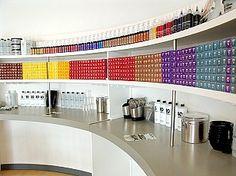 Color Bar at ARCS ( A Robert Cromeans Salon) Love this place!