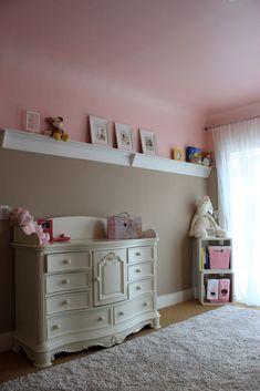 IMG_8455. Chair rail/shelf