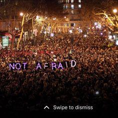 Attentats du 13 novembre 2015, la réaction des internautes pour soutenir Paris