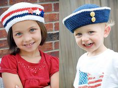 Thursday Handmade Love Week 67 Theme: Sailor Includes links to #free #crochet patterns  Story_small2