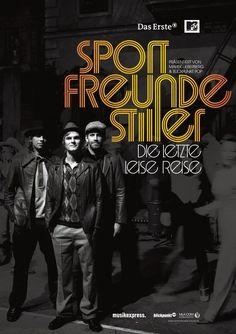 Sportfreunde Stiller - December 2010 Munich Sportfreunde Stiller, Pop, Be Still, December, Movie Posters, Movies, Music, Concerts, Popular
