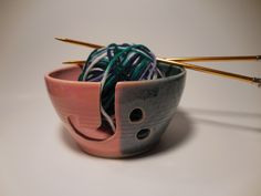 Of course I can make a knitting bowl!