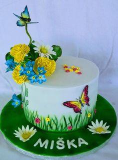 Spring flowers by alenascakes