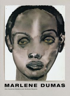 Marlene Dumas                                                                                                            | One Hundred Models and Endless Rejects                                                                                                                                     | 978-3-7757-1013-8