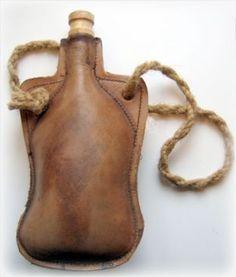 Botella medieval