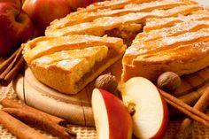 Torta de manzana y canela- el gran chef
