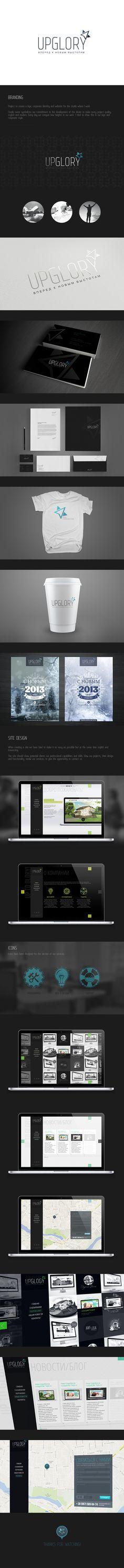 Upglory Studio on Behance