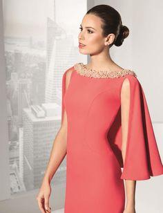Manu Alvarez evenings from Norma & June Fashions