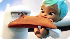 STORKS Trailer # 4 (BABIES Movie - Animation, 2016)