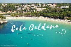 Tipps für Urlaub in Cala Galdana auf Menorca ✅ Die schönsten Strände, Buchten & Ausflugsziele auf www.reiseziel-spanien.com/spanische-urlaubsziele/balearen/menorca/cala-galdana/
