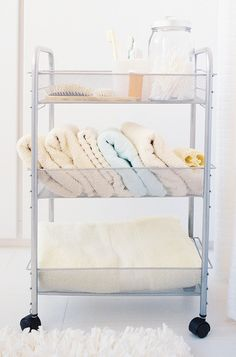 Rolling Carts On Pinterest Storage Organizations And Ikea