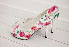 shoes AND flowers? you bet! ♥: