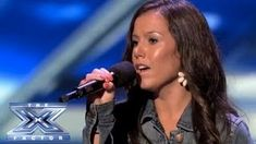 """Brandie Love Sings """"Up to the Mountain"""" and Takes Simon to Church! - THE X FACTOR USA 2013 - YouTube"""