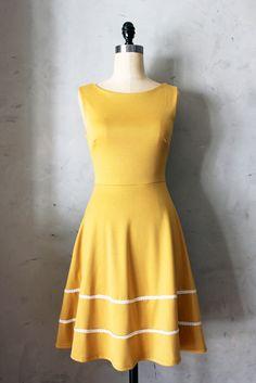 Retro Coquette Dress