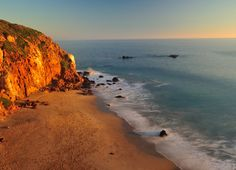 Summer is coming to a close. Here are beautiful beach spots in LA, including the…