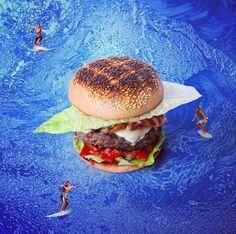 Hamburger Art